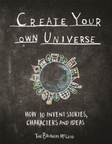 Create Your Own Universe, Paperback Book