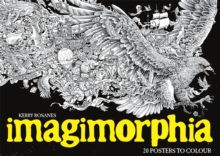 Imagimorphia: 20 Posters to Colour, Paperback / softback Book