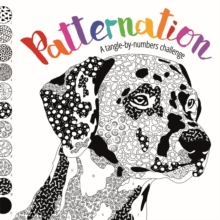 Patternation : A Tangle-By-Numbers Challenge, Paperback Book