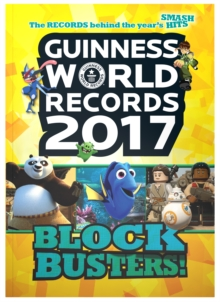 Guinness World Records 2017 : Blockbusters, Paperback Book