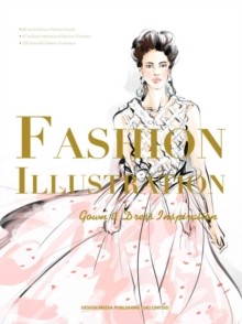 Fashion Illustration: Gown & Dress Inspiration, Paperback / softback Book