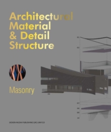 Architectural Material & Detail Structure: Masonry, Hardback Book