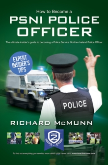 How to Become a PSNI Police Officer, Paperback / softback Book