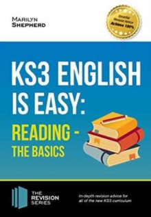 KS3: English is Easy Reading (the Basics) Complete Guidance for the New KS3 Curriculum. Achieve 100%, Paperback Book