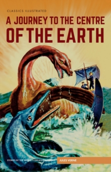 Journey to the Centre of the Earth, A, Hardback Book