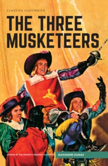 The Three Musketeers, Hardback Book