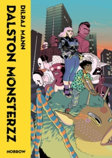 Dalston Monsterzz, Hardback Book