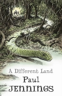 A Different Land, EPUB eBook