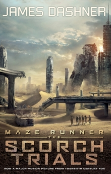 The Scorch Trials - movie tie-in, Paperback Book