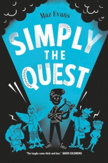 Simply the Quest, Paperback Book