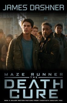 Maze Runner 3: The Death Cure, Paperback Book