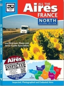All the Aires France North, 2nd Edition, Paperback Book