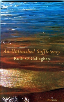 An Unfinished Sufficiency, Paperback Book