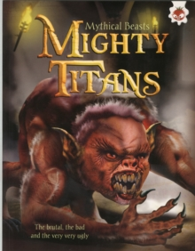 Mighty Titans, Paperback Book