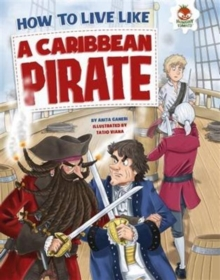 How to Live Like a Caribbean Pirate, Paperback Book