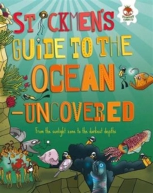 Ocean - Uncovered : From the sunlight zone to the darkest depths, Paperback / softback Book
