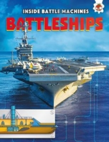 Battleships : Inside Battle Machines, Paperback Book