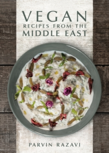 Vegan Recipes from the Middle East, Hardback Book