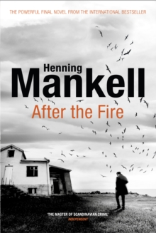 After the Fire, Hardback Book