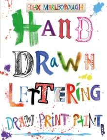 Hand Drawn Lettering, Paperback Book