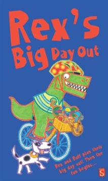 Rex's Big Day Out, Board book Book