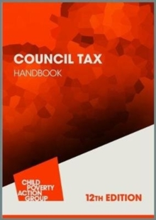 Council Tax Handbook, Paperback / softback Book