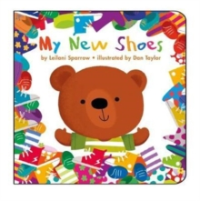 My New Shoes, Board book Book