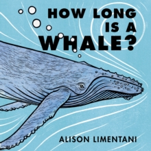 How Long is a Whale?, Hardback Book