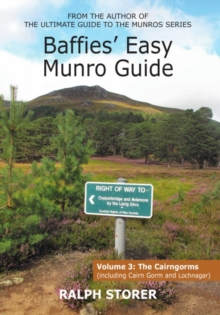 Baffies' Easy Munros Guide : Vol. 3, Paperback / softback Book
