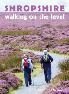 Shropshire Walking on the Level, Paperback / softback Book