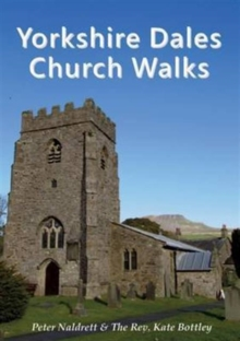 Yorkshire Dales Church Walks, Paperback Book