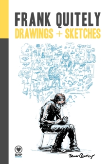 Frank Quitely : Drawings + Sketches, Paperback Book