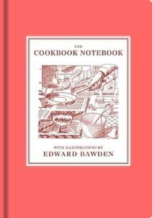 The Cookbook Notebook, Hardback Book