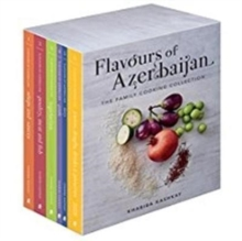 Flavours of Azerbaijan : The Family Cooking Collection, Hardback Book