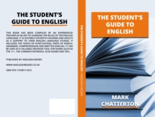 The Student's Guide to English, Paperback Book