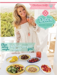 The Body Rescue Detox Recipe Book, Paperback Book