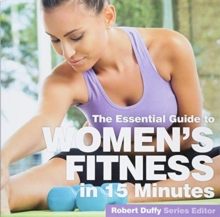 WOMENS FITNESS IN 15 MINUTES,  Book