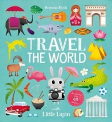 Travel the World with Little Lapin, Paperback / softback Book