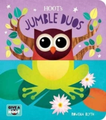 Hoot's Mix and Match, Board book Book