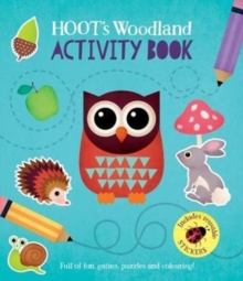 Hoot's Activity Book, Paperback / softback Book