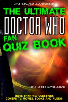 The Ultimate Doctor Who Fan Quiz Book, Paperback Book