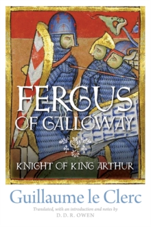 Fergus of Galloway : Knight of King Arthur, Paperback / softback Book