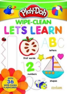 Play-Doh! Wipe-Clean Activity Book, Paperback Book