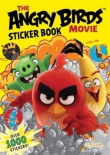 Angry Birds 1000 Sticker Book, Paperback Book