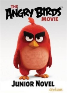 The Angry Birds Movie Junior Novel, Paperback Book