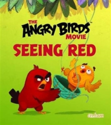 Angry Birds Movie Seeing Red Picture Book, Paperback Book