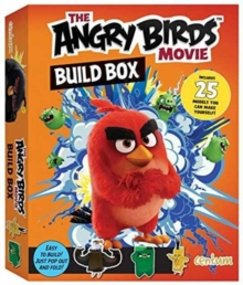 The Angry Birds Movie Press-Out Model Box, Mixed media product Book