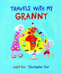 Travels With My Granny, Hardback Book