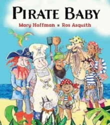 Pirate Baby, Hardback Book