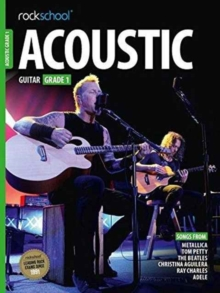 Acoustic Guitar Grade 1, Paperback Book